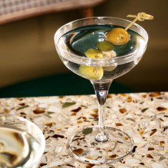 $10 Martinis At American Bar