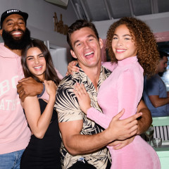 It Was A Celeb-Filled Weekend At Bounce Beach Montauk