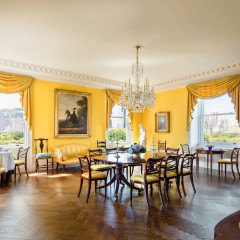 High Society Glamour Is Alive & Well At Harry Winston's Fifth Avenue Apartment
