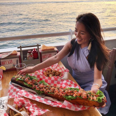 Cruise The Hudson & Dig Into The Longest Lobster Roll In The Country