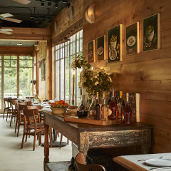 Il Buco Brings La Dolce Vita To Amagansett With A New Restaurant, Coffee Bar & Store