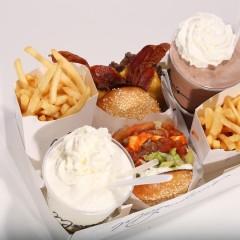 Morgenstern's Now Serves Burgers, Fries & Boozy Milkshakes!