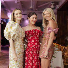 Inside Last Night's Dreamy Dinner Party Celebrating CeCe Barfield's Newest Home Collection