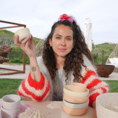 Montauk's Beau Rush x Color Wheel Clay Camp Brings The Art Studio To You!