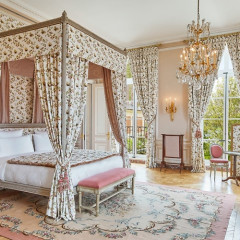Vacation At Versailles In True Marie Antoinette Style