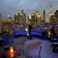 Hospitality Guru Scott Gerber Chats Rooftop Season, Reopening & NYC's Next Chapter