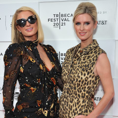Paris Hilton Packs On The PDA, Flashes Her $2 Million Engagement Ring At Tribeca Film Festival