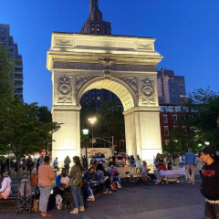 WTF Has Been Going On In Washington Square Park?!