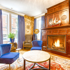 A First Look At Hudson's Chicest New Hotel, The Hudson Whaler