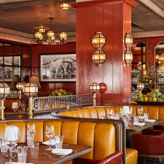 Chef Andrew Carmellini's Swanky Italian Steakhouse Is A New Must-Visit At Pier 17