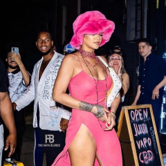You'll *Never* Guess Which NYC Bar Almost Turned Away Rihanna This Week...