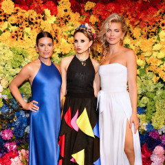 Alice + Olivia Went 'Somewhere Over The Rainbow' For Pride Prom In The Hamptons