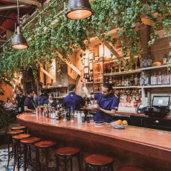Sidle Up! 10 NYC Hot Spots With The Best Bar Seating