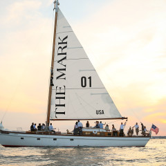 Set Sail On The Mark's Super Chic Sailboat This Summer
