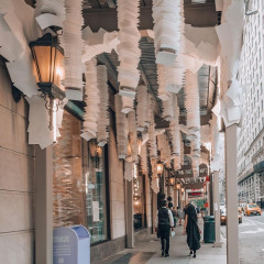Head To Bergdorf's To Write Your Love Letter To NYC!