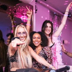 Inside The Anti Racism Fund's Blowout Disco Fundraiser At Short Stories
