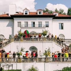 Inside Villa Lewaro, Madam C.J. Walker's Historic Estate & Site Of The Epic Pyer Moss Couture Show
