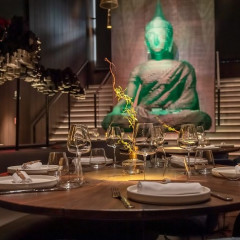 Iconic Paris Hot Spot Buddha-Bar Has Returned To NYC!