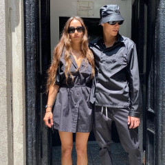 A 'Gossip Girl' Guy & A Fashion Photography Scion Are Gen-Z's Coolest Power Couple