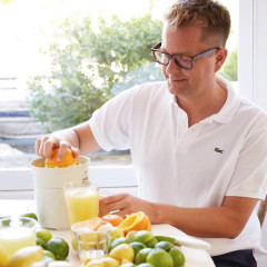 Whip Up Nathan Turner's Light, Fresh, Delicious Summer Dishes