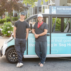 Catch A Free, Eco-Friendly Ride In The Hamptons With RoveLoop!