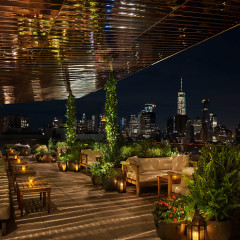 The 10 Hottest Rooftop Bars For Soaking Up The Rest Of The Summer