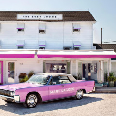 Inside Marc Jacobs' Chic & Colorful Surf Lodge Takeover