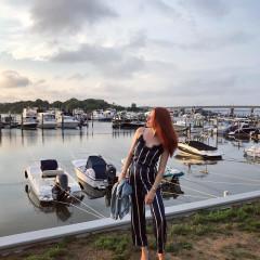 Fleur Du Mal's Jennifer Zuccarini On The Art Of Packing For The Hamptons