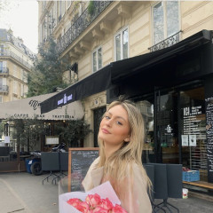 Meet The Real Life Emily in Paris, Eden Morrissey
