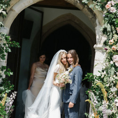 Inside Posh Party Girl Lady Clara Paget's Whimsical Country Wedding