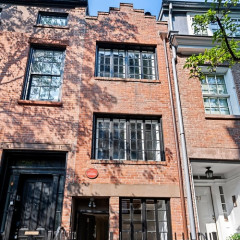 NYC's Skinniest House Just Hit The Market... For $5 Million!