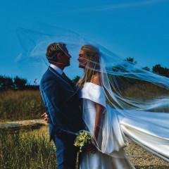 Inside Will Kopelman & Allie Michler's Dreamy Nantucket Wedding