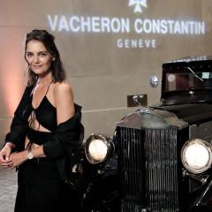 Katie Holmes, Karen Elson & More Toast To Vacheron Constantin's Glamorous New Flagship