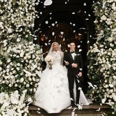 The Supermodel & The Snapchat Exec: Inside Jasmine Tookes' Gorgeous Wedding