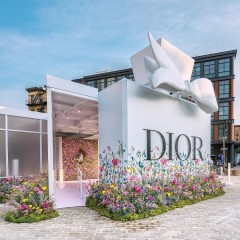 Dior Beauty Just Unveiled A Seriously Insta-Worthy Pop-Up In NYC