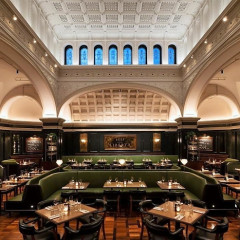 Posh London Steakhouse Hawksmoor Has Finally Landed In NYC