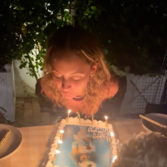 Nicole Richie Celebrates Her 40th Birthday By Accidentally Setting Her Hair On Fire