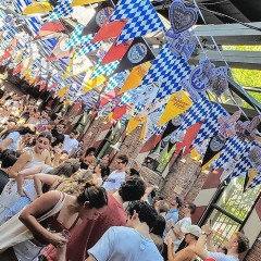 Beers & Brats! Where To Celebrate Oktoberfest 2021 In NYC