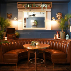 Inside Philomena's, Williamsburg's Cozy-Cool New Cocktail Lounge Perfect For Date Night