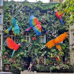 The Most Magical Scenes From London In Honor Of The Posh Chelsea Flower Show