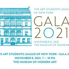 Art Students League Gala At MoMA
