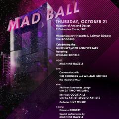 2021 MAD Ball