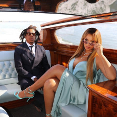 Which Fashion Scion's Wedding Brought Beyoncé, Jay-Z & Kanye West To Venice?!