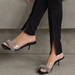 My Stylist Says: Ease Back Into Your Party Shoes With Chic Kitten Heels