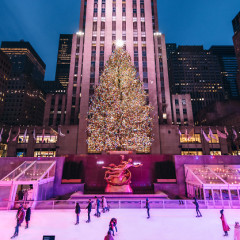 THE RINK AT ROCKEFELLER CENTER TO OPEN ON SATURDAY, NOVEMBER 6