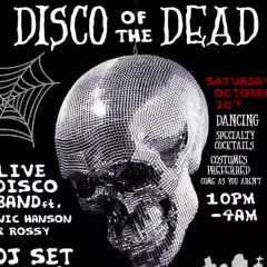 Disco Of The Dead Party At Canary Club