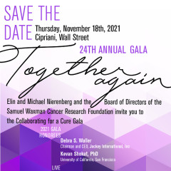 Collaborating For A Cure Gala
