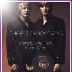 The Eye Candy Twins At Bungalow 8