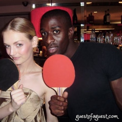 Some Ping-Pong With Lydia