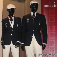 A First Look At The American Olympic Team Uniform By Ralph Lauren
